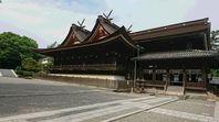 吉備津神社への参拝