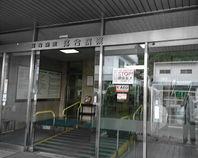 岡山市内から真庭市への運行